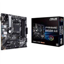 Carte Mère Asus PRIME B450M-A II mATX DDR4 AM4