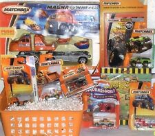 NEW MATCHBOX CHRISTMAS TOY GIFT BASKET TOYS CARS PLAYSET CD STORY BOOK