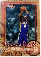 2004-05 Fleer Sweet Sigs Sweet Strokes #SS10 Kobe Bryant / Lakers / HOF / NM-MT