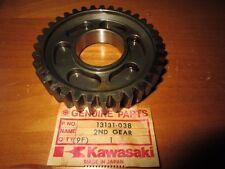 Kawasaki Z1, KZ900, KZ1000 transmission 2nd gear, NOS