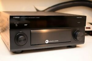 authentic cinema Modifikation / Tuning für Yamaha CX-A5200 DTSX Atmos Vorstufe