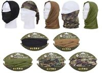 Rothco Multi-Use Military Camo Tactical Head Face Neck Wrap Bandana Balaclava