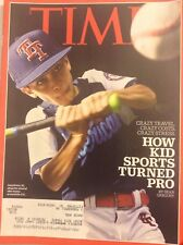 Time Magazine Joey Erace Turned Pro September 4, 2017 092817nonrh