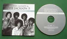 Michael Jackson & The Jackson 5 The Silver Collection inc Rockin' Robin + CD