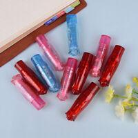 2pcs Creative lipstick cute kawaii rubber eraser for kids gift stationery_dr