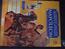 ** Glorieux Cavaliers de Napoléon n°4 Cavalerie lourde dans l'enfer d'Eylau