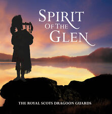 THE ROYAL SCOTS DRAGOON GUARDS ( NEW SEALED CD ) SPIRIT OF THE GLEN