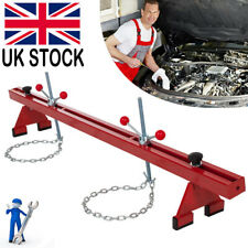 500kg 1102lbs Engine Gearbox Support Beam Double Chain Support Bar Lift UK STOCK