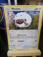 Wooloo HOLO - Pokemon Card SWSH011 25th Anniversary General Mills Promo