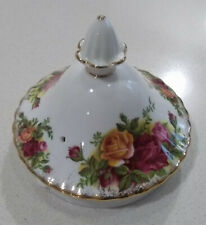 Royal Albert Old Country Roses Coffee Pot Teapot - Lid Only unused