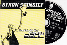CD CARTONNE CARDSLEEVE BYRON STINGILY 2T YOU MAKE ME FEEL MIGHTY REAL 1998 TBE