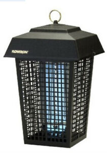 1 Acre Electronic Bug Zapper Killer Insect Fly Mosquito Electric Outdoor Cover