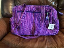 vera bradley diaper bag new