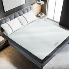 BedStory Matelas 7 Zones Ergonomique 140x190x18cm Fermeté H2 et H3 Soutien Optim