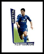 Merlin Premier League 2007/08 Arteta Everton no. 232