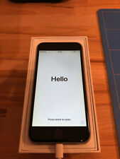 Apple iPhone 6 - 64GB - Space Grau A1586
