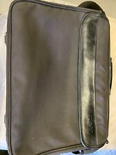 Genuine DELL  Professional PADDED Briefcase Notebook Laptop Case BAG BLACK