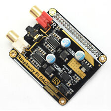 HIFI Dual Decoding DAC I2S Board for Raspberry Pi 4B/3B+/3B/2B/ZERO(W)