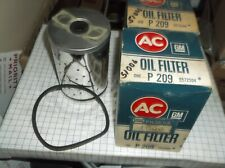 P209 AC OIL FILTER FORD LINCOLN MERCURY STUDEBAKER DIVCO