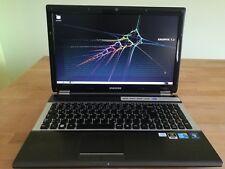 Laptop Samsung RF510, gebraucht, sehr guter Zustand, 15,6 Zoll Matt, 4GB RAM