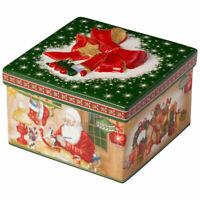 VILLEROY & BOCH Christmas Toys Porzellandose Keksdose Geschenkpaket Werkstatt