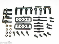 XRA300023  XRAY T4 2017 SPEC 1/10 TOURING CAR FRONT AND REAR TURN BUCKLE SET