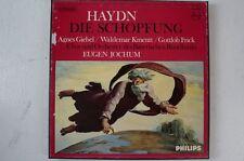 Haydn Die Schöpfung Agnes Giebel Waldemar Kmentt Gottlob Frick E. Jochum (LP19)