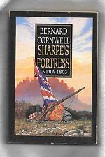 Sharpe: Sharpe's Fortress,  India 1803 by Bernard Cornwell Trade paperback
