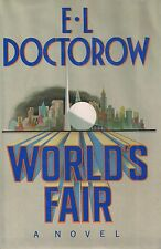 "E.L. DOCTOROW ""World's Fair"" SIGNED First Printing NATIONAL BOOK AWARD WINNER"