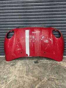 BMW MINI COOPER ONE Chilli Red Bonnet R50