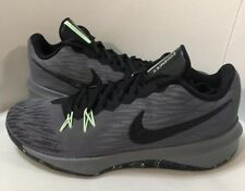 cb4fb7fae5649a Men s NIKE ZOOM EVIDENCE II BASKETBALL SHOES DK GREY BLACK 908976 003 SIZE  11