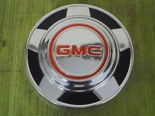 NOS 73-87 GMC Dog Dish HUBCAP C15 Pickup Truck 1/2 Ton Hub Cap