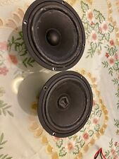 Linn Tukan Woofer Drivers, Works Great But See Condition