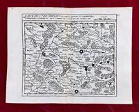 Avesnes en 1748 Landrecies Le Nouvion Nord Glageon Fourmies La Capelle Aymeries