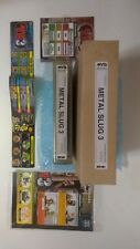 Metal Slug 3 SNK Neo Geo MVS