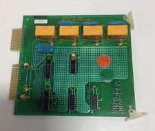 WESTINGHOUSE ACCUTROL 300 RELAY OPTION BOARD 5580C25G01 / 5880C36H01 REV-4
