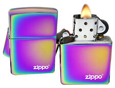 Zippo 151ZL Spectrum with Logo Classic Windproof Lighter NEW