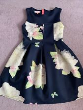 Girls Ted Baker Dress Age 11