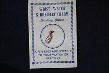 1950s Vintage Sterling Silver  Hei-tiki Pendant
