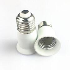 Extender Home Type E27 To E27 LED Light Bulb Lamp Adapter Socket Lighting Supply