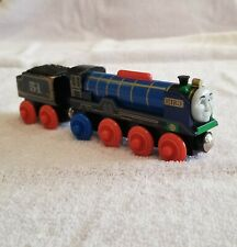 Thomas & Friends Wooden Patchwork Hiro with Tender