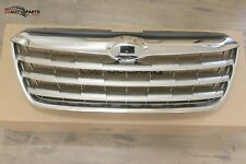SUBARU GENUINE TRIBECA FRONT GRILLE ASSEMBLY CHROME OEM#91121XA23A