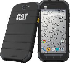 CAT S30 Dual SIM, (Unlocked) Rugged Smartphone - Black EXCELLENT CONDITION