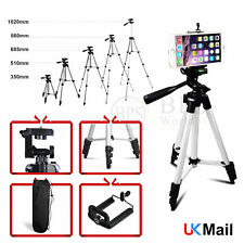 Universal Telescopic Camera Camcorder Tripod Stand for Canon Sony iPhone Holder