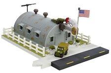 Disney CARS Sarge's Surplus Hut- NIB/RARE - Light Up Diorama- Precision Series