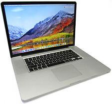 "Apple MacBook Pro 17"" Quad Core i7-2720QM 2.2GHz 750GB 6GB A1297 Early-2011"