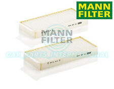 Mann Hummel Interior Air Cabin Pollen Filter OE Quality Replacement CU 22 009-2