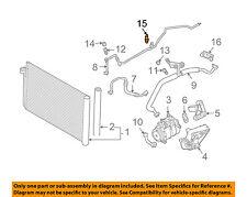BMW OEM 00-16 X5 Air Conditioner A/C-Refrigerant Pressure Sensor 64539323658