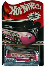 2013 Hot Wheels Collector Edition #4 Volkswagen Drag Bus Kmart Mail In Exclusive