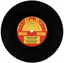 """MARIE KNIGHT  """"COME ON BABY""""    MONSTER R&B / NORTHERN SOUL    LISTEN!"""